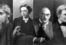 picture of several poets
