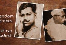 Freedom fighters of madhya pradesh