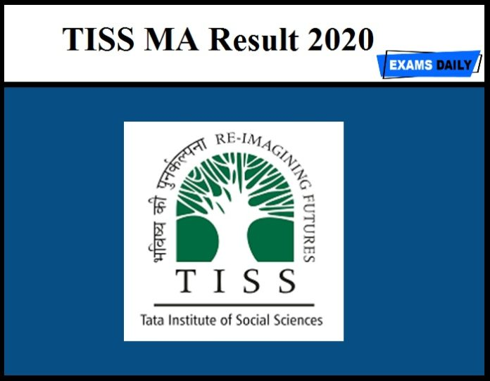 TISS MA Result 2020 – Check Details Here
