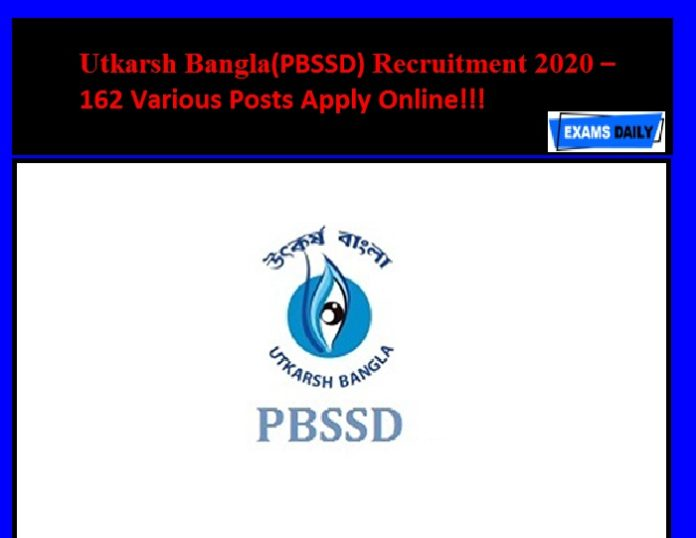 pbssd recruitment 2020