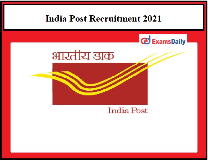 Delhi Postal Circle Recruitment 2021 OUT – 10th Pass can apply Salary Up to Rs.14500!!!